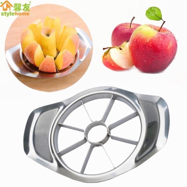 apple cutter|slicer cutterstainless steel apple cutter